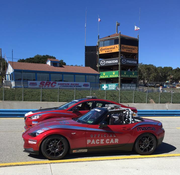 Mazda MX-5 Cup Pace Car