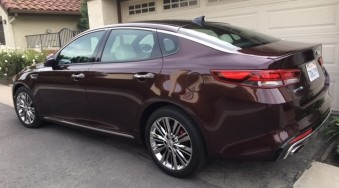 Kia Optima 2017 side2