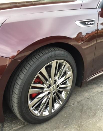 Kia Optima 2017 wheel SXL