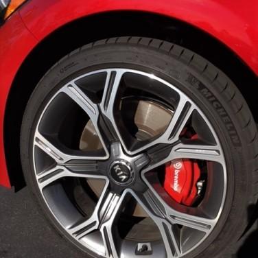 stinger wheel and brembo