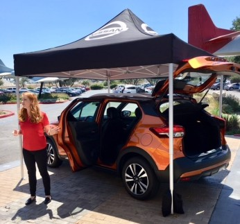Nissan Kicks_1 MPG August 2018